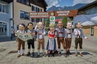 Big Heads von Oxfam: Richtungsentscheidung