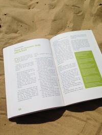 kann man auch entspannt am Strand lesen: den neuen Leitfaden