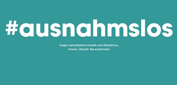 Kampagne #Ausnahmslos, Foto: ausnahmslos.org (Screenshot)