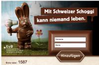 EVB-Kampagne für faire Schokolade